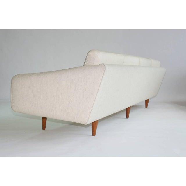 Mid-Century Modern Illum Wikkelsø Sofa For Sale - Image 3 of 8