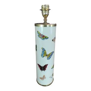 1960s Iconic Fornasetti Butterfly Table Lamp For Sale