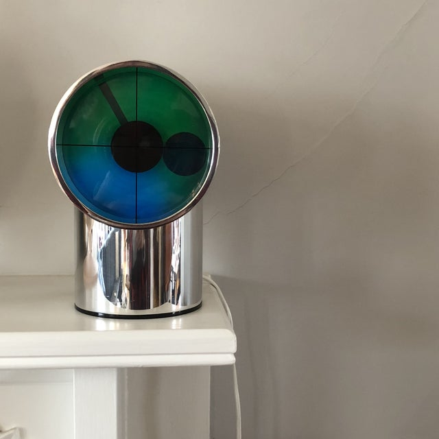 The Aurora Clock For Sale - Image 4 of 9