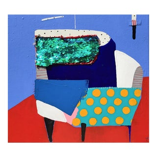 "Kate McCarthy, ""Corner Chair' For Sale"