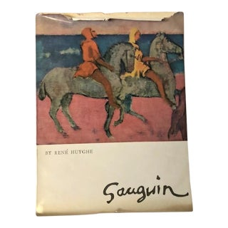 Gauguin Book by Rene Huyghe For Sale