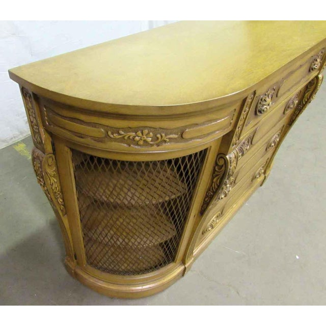 Antique Carved French Sideboard For Sale - Image 6 of 11