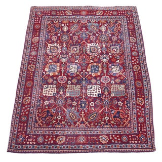 19th Century Tabriz Carpet For Sale