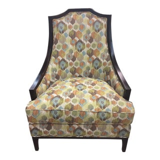 Vintage Fairfield Abstract Chair For Sale