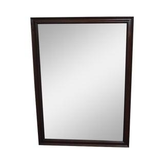 Thomasville Mahogany Collection Rectangular Mirror