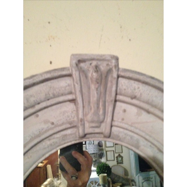 French Architectual Style Mirror For Sale - Image 4 of 6