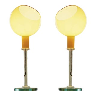 Gae Aulenti & Piero Castiglioni 'Parola' Table Lamp for Fontana Arte