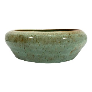 Seagrove Pottery Ceramic Planter For Sale