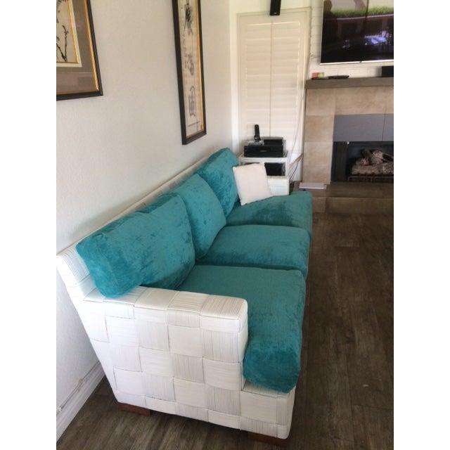 Angelo Donghia Vintage Block Island Sofa - Image 2 of 5