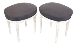 Image of Neoclassical Low Stools