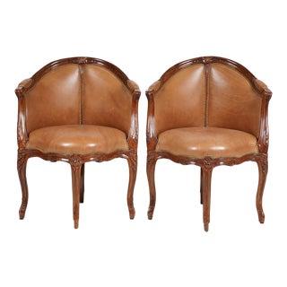 Randolph & Hein LX Rossi Pulcinella Chairs - a Pair For Sale