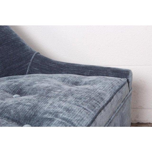 Pair of Slipper Chairs by t.h. Robsjohn-Gibbings for Widdicomb For Sale - Image 11 of 12