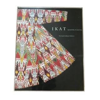"""Ikat: Splendid Silks of Central Asia"" Exhibition Poster | Framed"