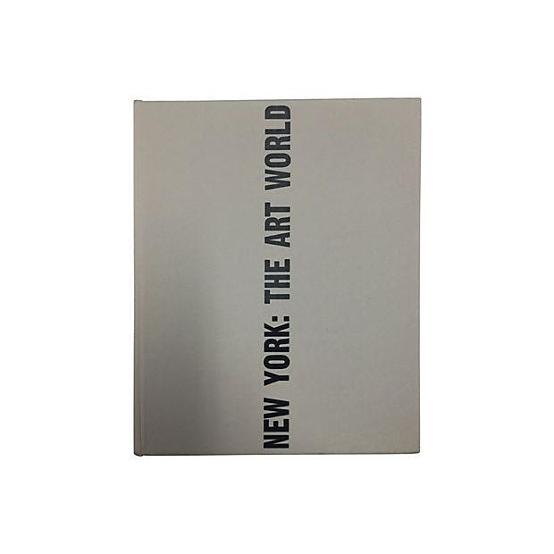 New York: The Art World New York: Art Digest, 1964. First edition. Hardcover with dust jacket. 162 pages with 34 ads...