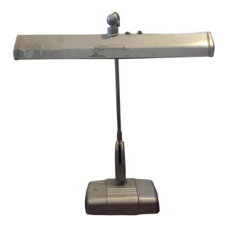 Dazor Floating Fixture Industrial Lamp #2324 For Sale