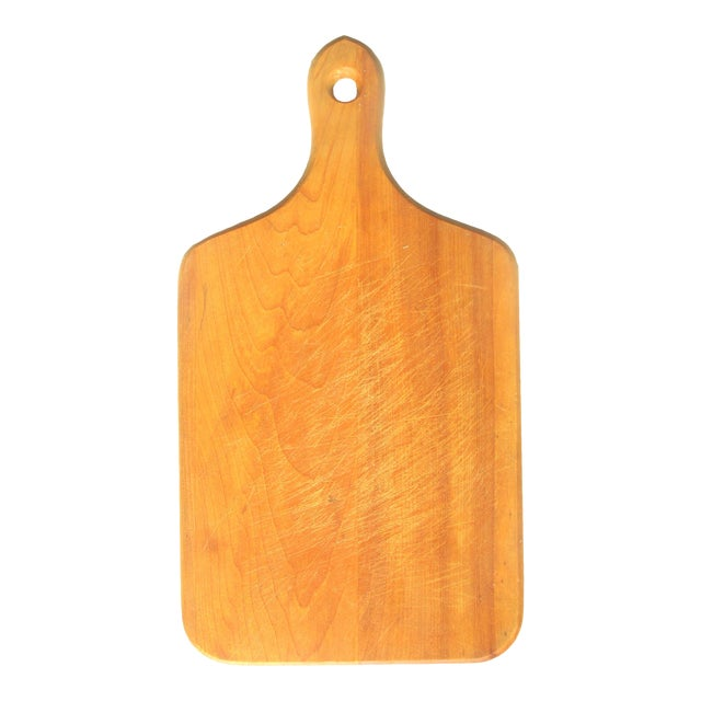 European Cheese / Bread Board For Sale