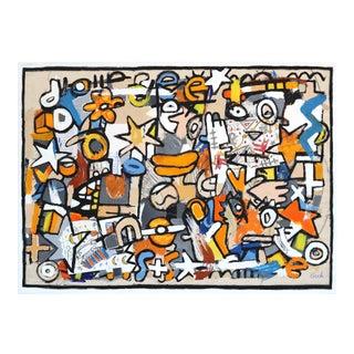 """Hothouse Hothead"" Original Artwork by Jonas Fisch For Sale"