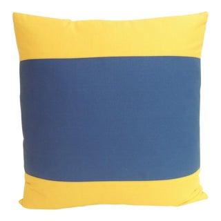 Antique Textiles Galleries Nautical Collection Delta Decorative Pillow