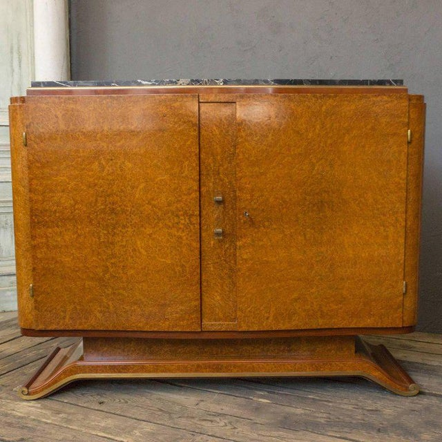 Small French Art Deco Style Sideboard - Image 3 of 11