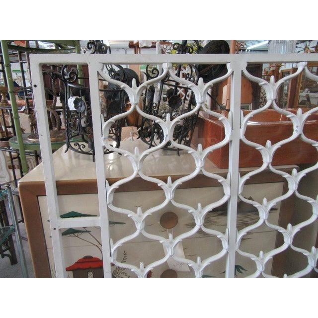 Aluminum Moroccan Screen Panel - Image 3 of 6