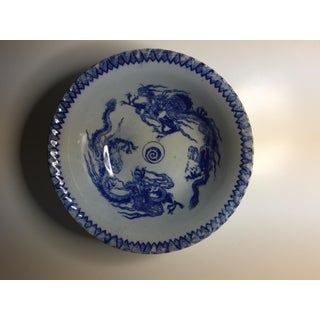 Chinese Transferware Dragon Bowls - a Pair Preview