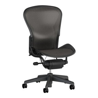 Modern Herman Miller Aeron Size B Chair For Sale