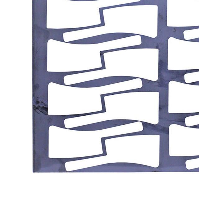 Vintage Stainless Steel Cleaver Pattern - Image 2 of 2