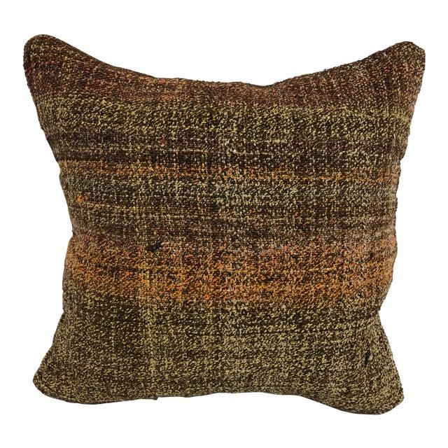Turkish Anatolian Ethnic Decorative Traditional Kilim Cushion Cover For Sale