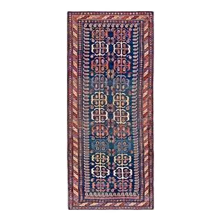 "Antique Caucasian-Zeychor Rug 6'0"" X 13'8"" For Sale"