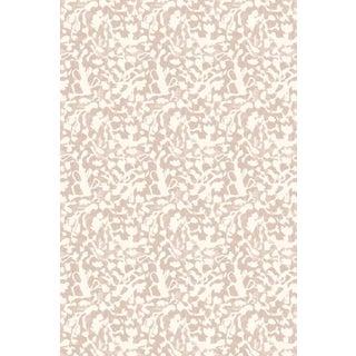Floral Fauna Blush Small Wallpaper For Sale