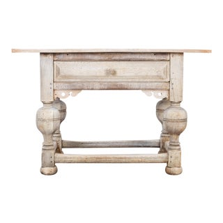 19th Century Flemish Table For Sale