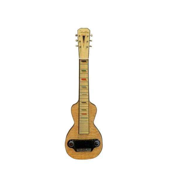 1930s Silvertone Birdseye Maple Lap Steel Guitar - Image 1 of 5