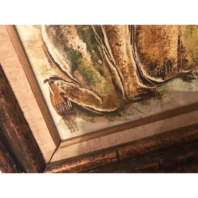 Original Calvin Waller Burnett Oil Painting For Sale - Image 4 of 9