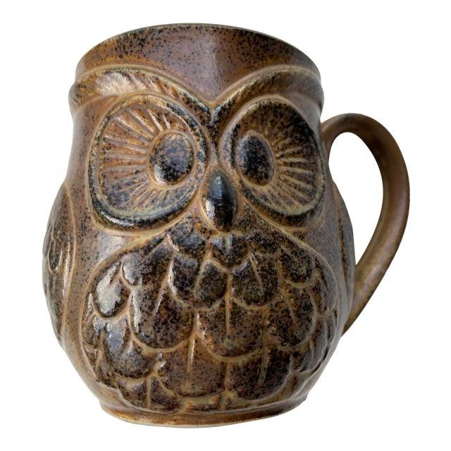 Vintage Holt Howard Owl Mug For Sale