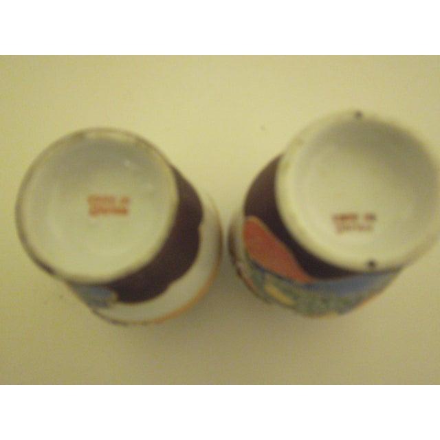 Satsuma Vases & Ginger Jars - Three Pair - Image 6 of 11