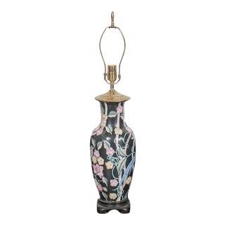 Asian Inspired Lamp Base