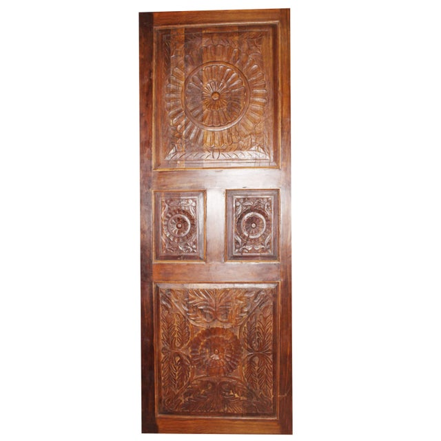Unique Masterpiece of Handmade Vintage Door Panel Discover an amazing great Indian work of art designed out of great...