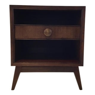 Mid-Century Modern Style Val Wood Side Table By: Hickory Chair For Sale