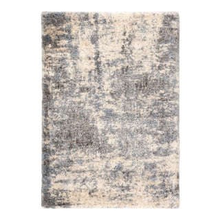 """Jaipur Living Cantata Abstract Gray Blue Area Rug 10'2""""X14'1"""" For Sale"""