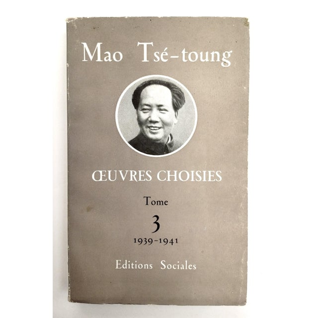 Chairman Mao Tse Tung Collectible - 3 Volume Set - Image 6 of 10