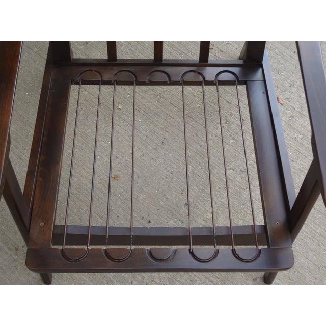 Restored Danish Modern Style Armchair - Image 11 of 11