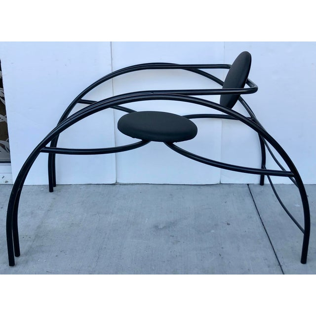 Quebec 69 Spider Chair by Les Amisca For Sale In Miami - Image 6 of 8