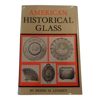 1967 American Historical Glass Vintage Book For Sale