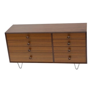 Eight-drawer Dresser With Vanity by George Nelson for Herman Miller For Sale