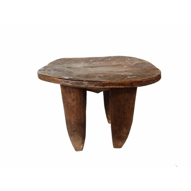 Cote d'Ivoire Carved Senufo Stool - Image 4 of 6