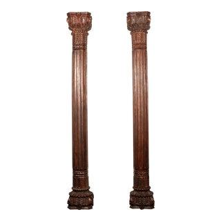 European Style Columns - Pair