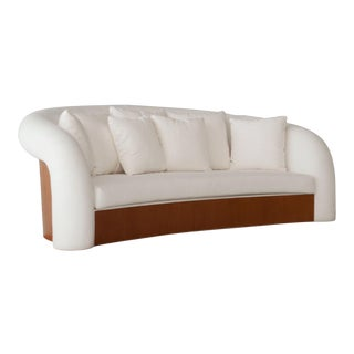 Neo Classic Hollywood Sofa For Sale