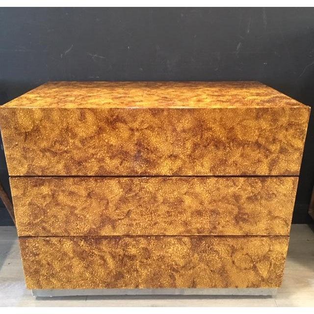 Thayer Coggin Dresser/Chest Designed by Milo Baughman For Sale - Image 9 of 9