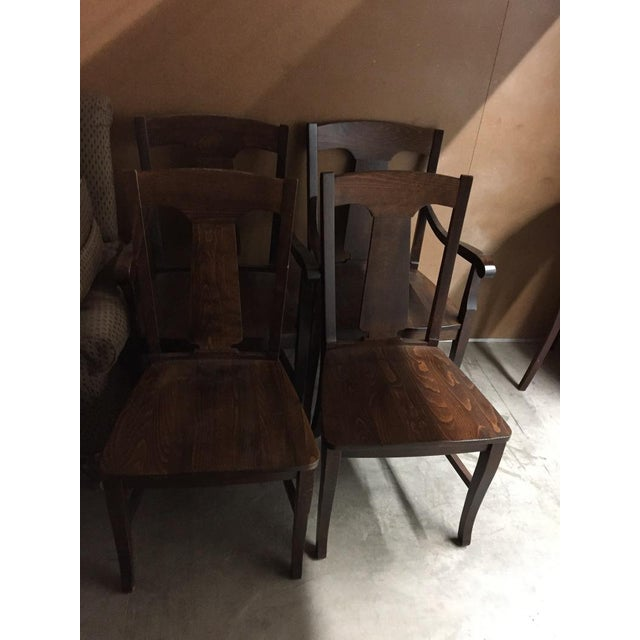 Pottery Barn Dining Chairs - Set of 4 For Sale - Image 9 of 10