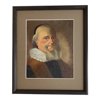 Portrait of a Man Painting For Sale